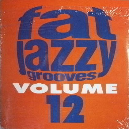 DJ SMASH / FAT JAZZY GROOVE VOLUME 12 DJ SHADOW