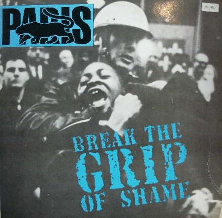 PARIS / BREAK THE GRIP OF SHAME
