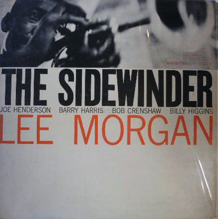 LEE MORGAN / THE SIDEWINDER BLUE NOTE