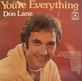 DON LANE / YOU'RE EVERYTHING