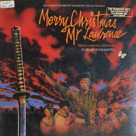 O.S.T. / MERRY CHRISTMAS MR LAWRENCE 戦場のメリー・クリスマス