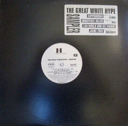 O.S.T. / THE GREAT WHITE HYPE BIZ MARKIE I'VE GOT YOU UNDER MY SKIN