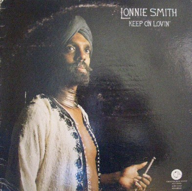 LONNIE SMITH / KEEP ON LOVIN' DEV LARGE GROOVE MERCHANT