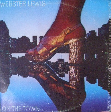 WEBSTER LEWIS / ON THE TOWN BUDDHA BRAND