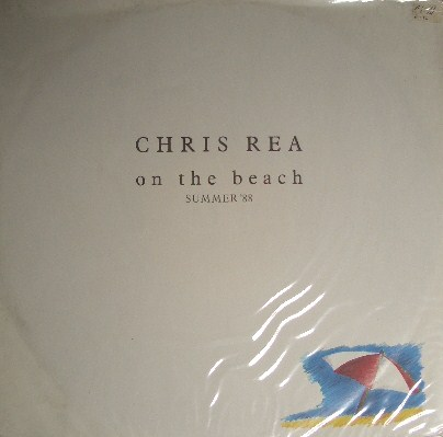 CHRIS REA / ON THE BEACH バレアリック