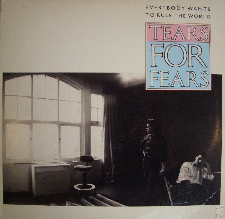 TEARS FOR FEARS / EVERYBODY WANTS TO RULE THE WORLD バレアリック