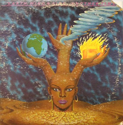 EARTH, WIND & FIRE / ANOTHER TIME