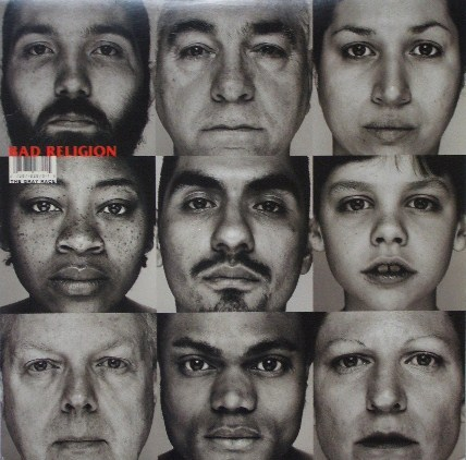 BAD RELIGION / THE GRAY RACE