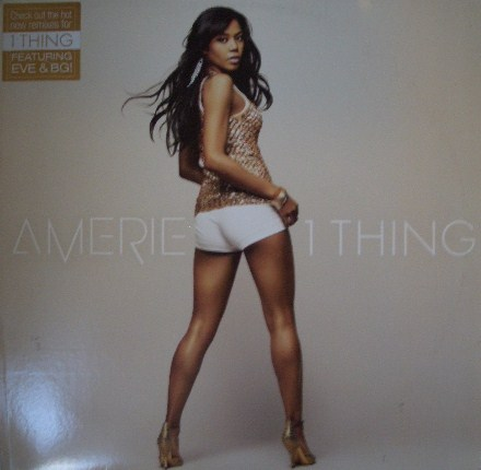 AMERIE / ONE THING 1 THING  METERS
