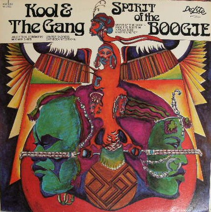 KOOL & THE GANG / SPIRIT OF THE BOOGIE