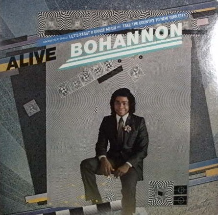 BOHANNON / ALIVE