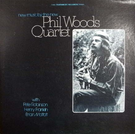 PHIL WOODS QUARTET / SAME