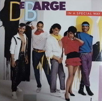 DEBARGE / IN A SPECIAL WAY MURO