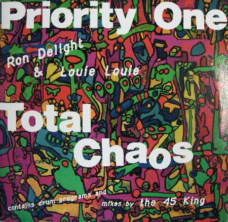 PRIORITY ONE / TOTAL CHAOS
