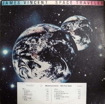 JAMES VINCENT / SPACE TRAVELLER