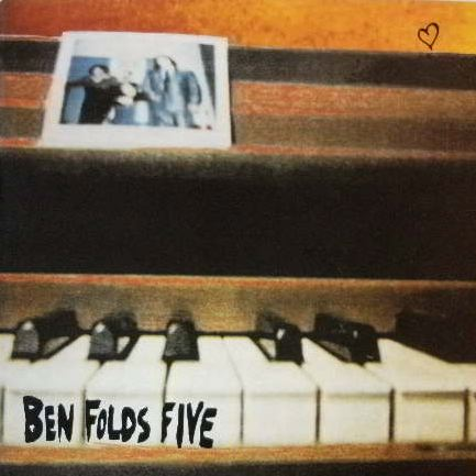 BEN FOLDS FIVE 1ST